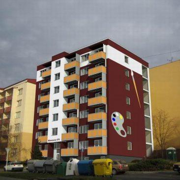 Revitalizace domu