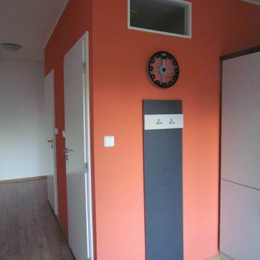 Interiér – revitalizace bytu v panelovém domě