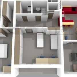Interiér – revitalizace bytu 3+1