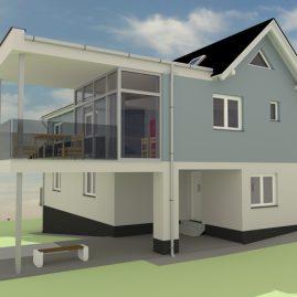 Revitalizace rodinného domu Markvartovice